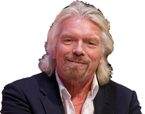 Has richard branson invested in bitcoin